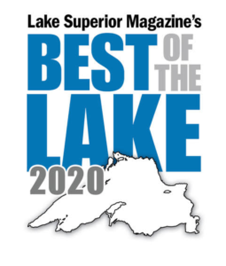 Lake Superior Magazine's Best of the Lake 2020 Award